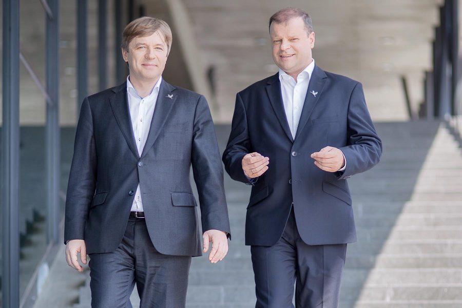 LVŽS sąrašo lyderis S. Skvernelis kandidatuos Vilniuje